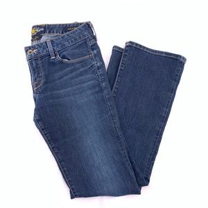 Lucky Brand Lola Boot Women's Jeans Size
